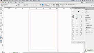 15. Navigating your Document with the Pages Window
