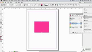 InDesign CC & CS6 103: Working With Color - Preview Video