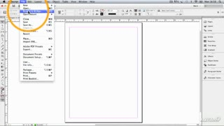 InDesign CC & CS6 105: Working With Images - Preview Video