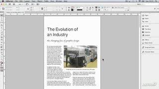 18. Creating a PDF for Screen and Desktop Printing - Part 1