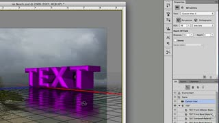 18. Working with 3D Text - Part 2