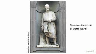 12. Donatello: Donato di Niccolò di Betto Bardi