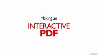 5. Making an Interactive PDF