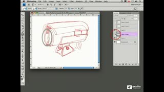 19. Transforming the Cylinder to Match the Perspective