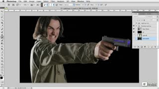 Photoshop CS5 404: Lighting & Light Effects - Preview Video