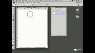 Photoshop CS4 402: Drawing Objects In Photoshop CS4 - Preview Video