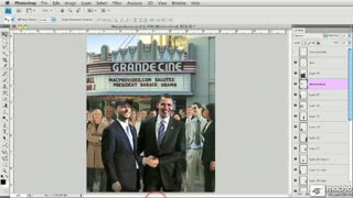 Photoshop CS4 403: Compositing Workflows