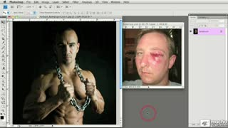 Photoshop CS4 403: Compositing Workflows in Photoshop - Preview Video