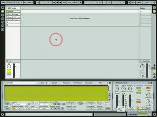 155. Send & Receive MIDI Sync