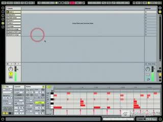 99. MIDI Editor Grid