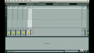 111. Creating MIDI Clips
