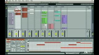 112. Editing MIDI Clips