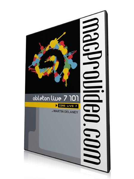 Ableton Live 101: Core Live 7