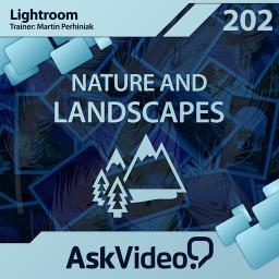 Lightroom 4 202Nature and Landscapes Product Image