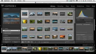 Lightroom 4 202: Nature and Landscapes - Preview Video