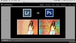 Lightroom 4 101: Building A Photo Library - Preview Video