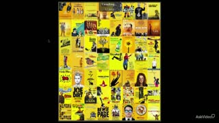 25. Introduction to Comedy Movie Posters