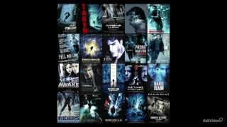 28. Introduction to Thriller Movie Posters