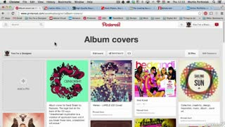 Photoshop CC 402: Designing Album Covers - Preview Video