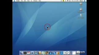 04. Exploring The Finder Window