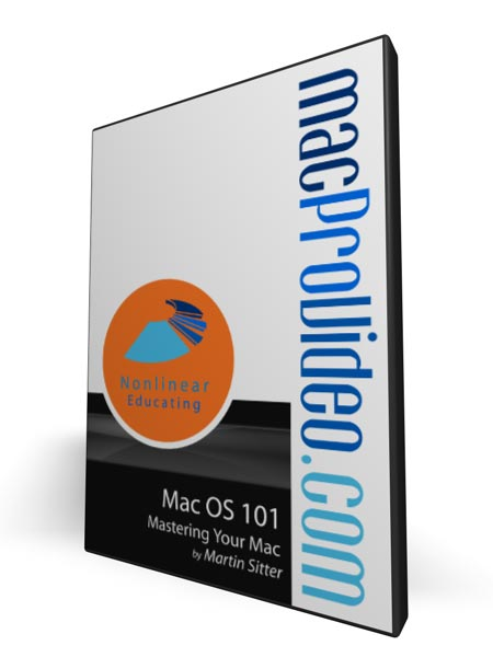 Mac OS X 101 Mastering Your Mac Product Image