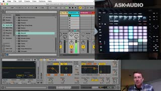 7. Working with Grooves & Live's Groove Library