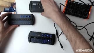 7. Combining tek.drum, tek.waves, .hub