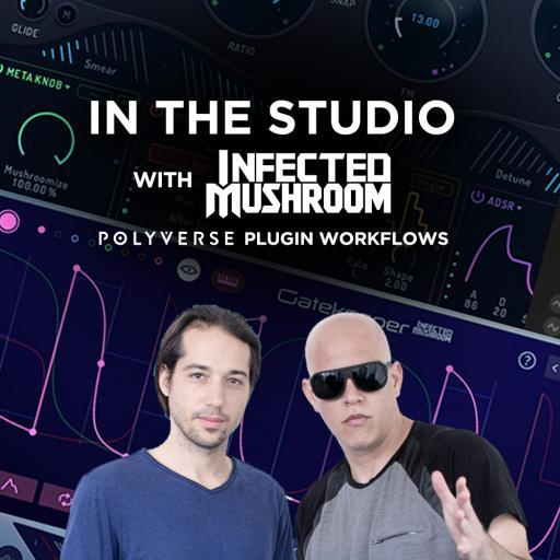Polyverse Plugin Workflows: In the Studio With Infected Mushroom