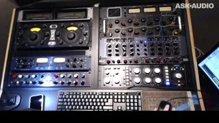 4. The Analog Mastering Console