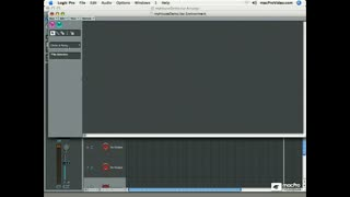 04: Getting MIDI Into Logic's Environment
