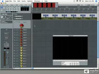 12: Setting the Offset Timecode