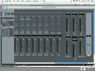 36: Bouncing Surround Stems