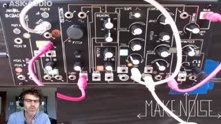 Sound Design Masterclass: With Make Noise 0-Coast Patchable Synthesizer - Preview Video