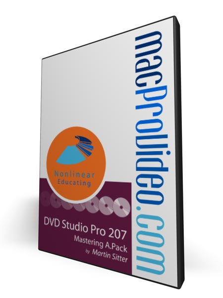 DVD Studio Pro 207: Mastering A.Pack
