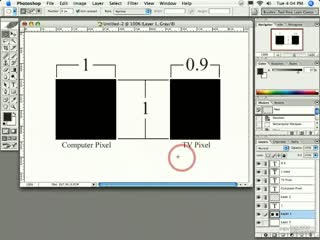 31: Creating Square Pixel Graphics