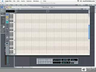 105: Step Recording MIDI
