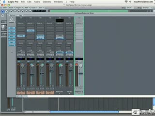 107: Filtering Tracks in the Track Mixer
