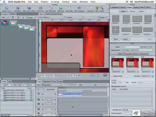 DVD Studio Pro 105: Custom Menu Templates - Preview Video