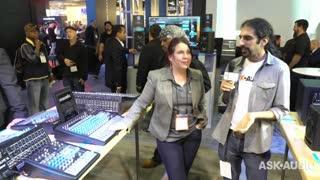 6. PreSonus StudioLive AR Mixers