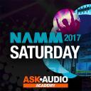 NAMM 2017: Saturday At NAMM - Saturday, January 21st at NAMM 2017