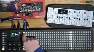 5. Making an Improvised Beat via Ableton Live