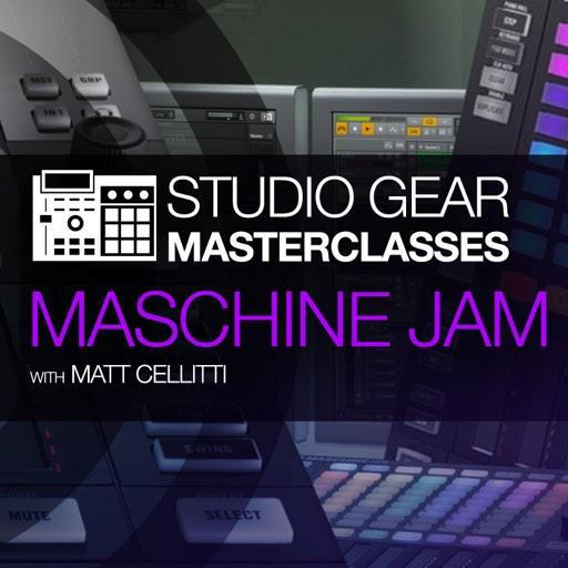 Lecture By Matt Cellitti: Maschine Jam First Look