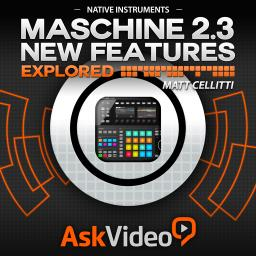 Maschine 2.3New Features Explored Product Image