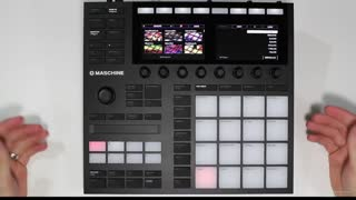 2. What's New in Maschine Mk3