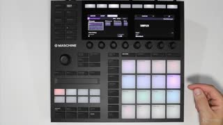 6. The Maschine Sampler