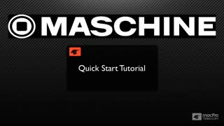 Native Instruments 207: Maschine Quick Start - Preview Video