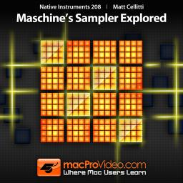 Maschine's Sampler Explored