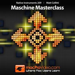Maschine Masterclass