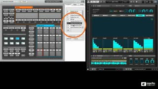 20. Control Editor with Reaktor