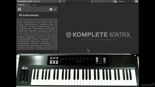 25. Komplete Kontrol Integration
